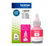 Refil Tinta Brother BT5001M magenta CX 01 UN