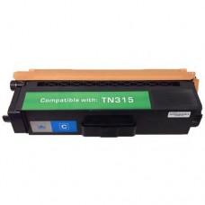 Toner Compatível Brother TN315 ciano CX01 UN