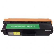 Toner Compatível Brother TN315 amarelo CX01 UN
