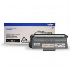 Toner Original Brother TN3382SBR preto CX 01 UN