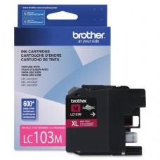 Cartucho Original Brother LC103M magenta CX 01 UN