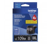 Cartucho Original Brother LC109BK preto CX 01 UN
