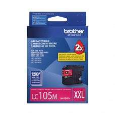 Cartucho Original Brother LC105M magenta CX 01 UN