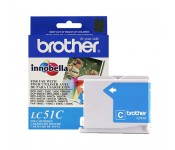 Cartucho Original Brother LC51C ciano CX 01 UN
