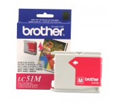 Cartucho Original Brother LC51M magenta CX 01 UN