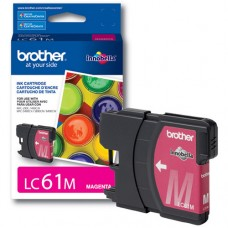 Cartucho Original Brother LC61M magenta CX 01 UN