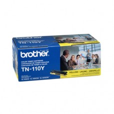 Toner Original Brother TN110Y amarelo CX 01 UN