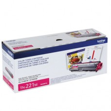 Toner Original Brother TN221M magenta CX 01 UN