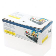 Toner Original Brother TN310Y amarelo CX 01 UN