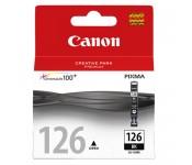 Cartucho Original Canon CLI-126BK preto - 9ml - CX 01 UN