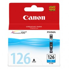 Cartucho Original Canon CLI-126C ciano - 9ml - CX 01 UN