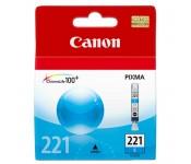 Cartucho Original Canon CLI-221C ciano - 9ml - CX 01 UN