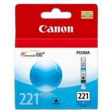 Cartucho Original Canon CLI-221C ciano - 9ml - CX 01 UN