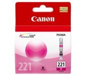 Cartucho Original Canon CLI-221M magenta - 9ml - CX 01 UN