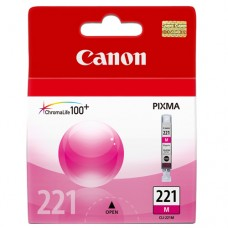 Cartucho Original Canon CLI-221M magenta - 9ml - CX 01 UN