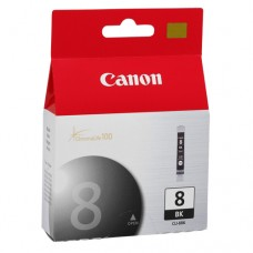 Cartucho Original Canon CLI-8BK preto - 13ml - CX 01 UN