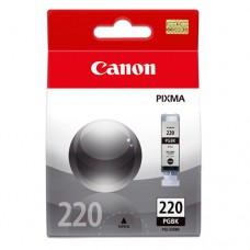Cartucho Original Canon PGI-220BK preto - 19ml - CX 01 UN