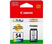 Cartucho Original Canon CL-54 colorido - 6,2ml -  CX 01 UN