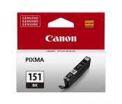 Cartucho Original Canon CLI-151BK XL preto - 7ml - CX 01 UN