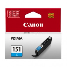 Cartucho Original Canon CLI-151C ciano - 7ml - CX 01 UN