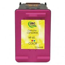 Cartucho Compatível HP 60 color - 9ml - CX 01 UN