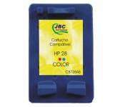 Cartucho Compatível HP 28 color - 14ml - CX 01 UN