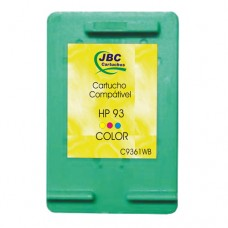Cartucho Compatível HP 93 color - 09ml - CX 01 UN