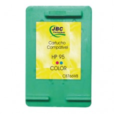 Cartucho Compatível HP 95 color - 10ml - CX 01 UN