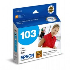 Cartucho Original Epson T103220 ciano - 11ml - CX 01 UN
