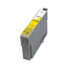 Cartucho Compatível Epson TO734 amarelo CX 01 UN