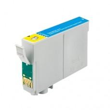 Cartucho Compatível Epson TO822 ciano CX 01 UN