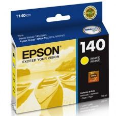 Cartucho Original Epson T140420 amarelo CX 01 UN