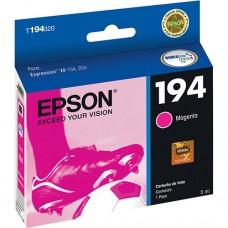 Cartucho Original Epson T194320 magenta CX 01 UN