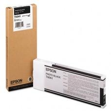 Cartucho Original Epson T606100 preto CX 01 UN