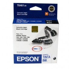 Cartucho Original Epson TO46120 preto CX 01 UN