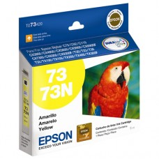 Cartucho Original Epson TO73420 amarelo CX 01 UN