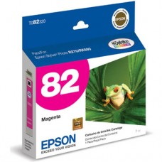 Cartucho Original Epson TO82320 magenta  CX 01 UN