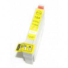 Cartucho Compatível Epson T194/T196/197 amarelo CX 01 UN