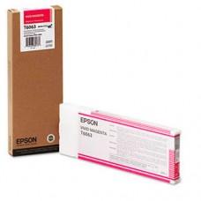Cartucho Original Epson T606300 magenta CX 01 UN