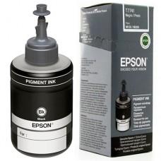 Refil Tinta Epson T774120 preto CX 01 UN