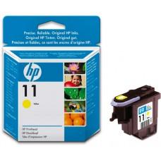 Cabeça de Impressão HP 11 amarelo - CX 01 UN