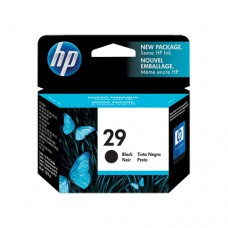 Cartucho Original HP 29 preto - 40ml - CX 01 UN