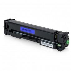 Toner Compatível HP CF401A ciano CX 01 UN