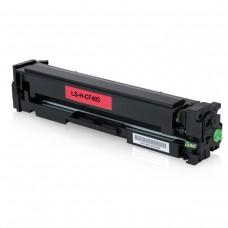 Toner Compatível HP CF403A magenta CX 01 UN