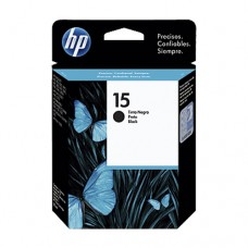 Cartucho Original HP 15 preto - 25ml - CX 01 UN