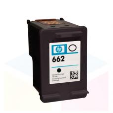 Cartucho Compatível HP 662 preto - 04ml - CX 01 UN