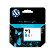 Cartucho Original HP 711 ciano - 29ml - CX 01 UN