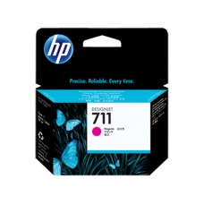 Cartucho Original HP 711 magenta - 29ml - CX 01 UN