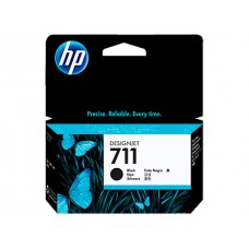 Cartucho Original HP 711 preto - 38ml - CX 01 UN