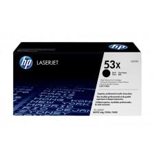 Toner Original HP Q7553X preto CX 01 UN